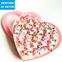 """PIERŚCIONKI """"ZESTAW-5"""""""